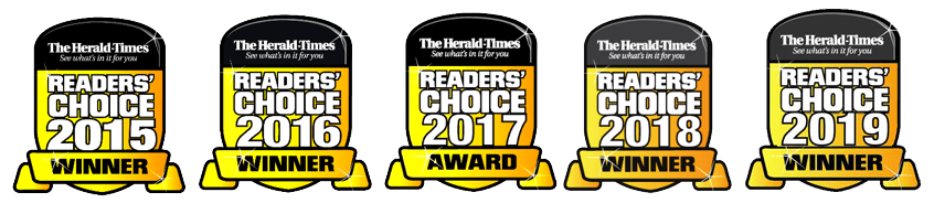 Readers Choice 2015 Winner